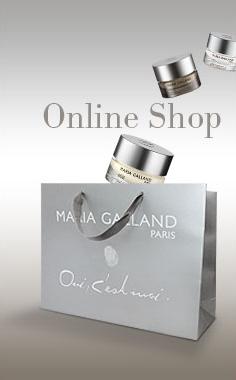 MARIA GALLAND Online Shop